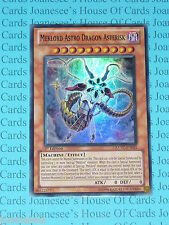 Yu-gi-oh Meklord Astro Dragon Asterisk EXVC-EN015 Super Rare Mint 1st Edition