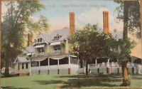 1910 Postcard: 'Happy Hollow Club - Omaha, Nebraska NE'