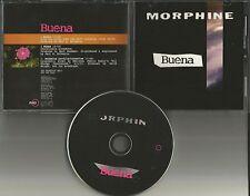 Treat Her right MORPHINE Buena w/ UNRELEASE TRK & INTERVIEW PROMO DJ CD single