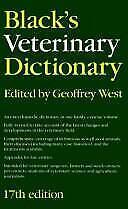 Black's Veterinary Dictionary Hardcover