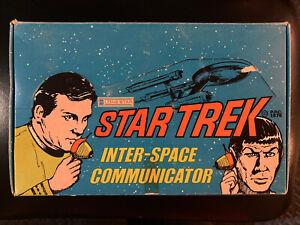 STAR TREK INTER-SPACE COMMUNICATOR Vintage 1974 Lone Star