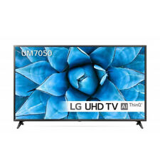 "Smart TV LG 75UM7050 75"" 4K Ultra HD LED WiFi AI ThinQ Negro"