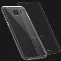 Anti-Scratch Screen Protector Case f Samsung Galaxy S7 edge SM-G935V Verizon USA