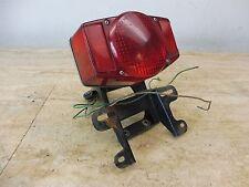 1975 Honda CB360 CB 360 H1477' rear brake light lamp w/ mount bracket