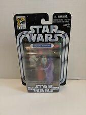 Star Wars Original Trilogy Collection OTC Holographic Princess LEIA SDCC 2005