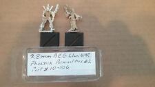 28mm Aeg Clan war - Phoenix Clan Pewrsonalities #2-