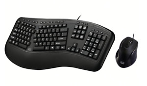 Adesso TruForm 150CB Desktop Ergonomic Keyboard & Mouse Combo MSRP:$49.99