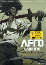 Afro Samurai DVD Complete Murder Sessions Directors Cut (2009, 4-Disc Set)  NEW
