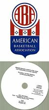 Original ABA Radio Broadcast on CD-Memphis Sounds vs Spirits of St Louis (1975)