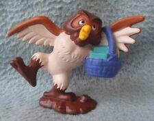 "OWL 2.75"" PVC FIGURE Disney Winnie The Pooh Cake Topper"