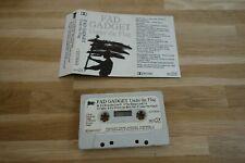 FAD GADGET - K7 audio / tape !!! UNDER THE FLAG !!!