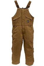 Vêtements marrons pour garçon de 2 à 16 ans en 100% coton