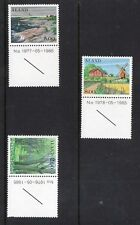 ALAND : 1985 Aland Scenes set   SG17-19 never-hinged mint. Excellent Condition