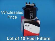 Lot 10 Fuel filter F54638  G6534 33330 Fits Honda Civic Civic Wagon CRX Wagovan
