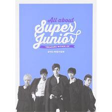Korea Star Goods Super Junior - ALL ABOUT SUPER JUNIOR DVD PREVIEW (SJ04PB)