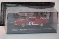 IXO ALTAYA FORD GT40 MKII  #3 LE MANS 1966 1/43