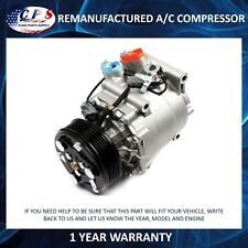 Ac Compressor Fits Honda Civic 2001 2002 Honda Prelude Oem Trsa090 77599 Fits 2001 Civic