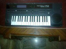VINTAGE ROLAND DJ-70 SAMPLER  DJ 70 WORKING 100% DJ70 no akai s1000