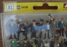"NOCH 16105 ""At The Station"" HO Painted Figures"