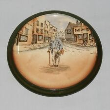 ROYAL DOULTON seriesware DICKENS OLD PEGGOTTY D3020 teapot stand or trivet