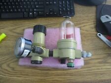 Norgren: R12-400-RNLA  Regulator Norgrel: L12-4000PNA Lubricator and Gauge  <