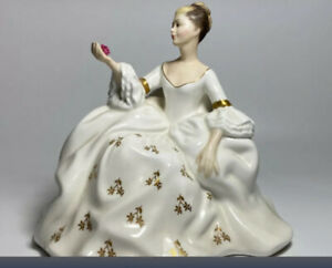 Vintage Royal Doulton Beautiful Figurine My Love HN 2339 Hand Decorated 1965 VGC