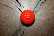 VINTAGE SOLID RED PING PROMOTIONAL GOLF BALL MUST SEE!!!! RARE!!! MINT!!!