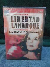 Libertad Lamarque La Dama Del Tango (DVD, Spanish) All Region Free DVD