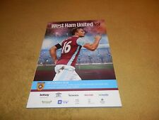 West Ham Utd v NK Domzale-First ever match(Europa League) at London Stadium 2016