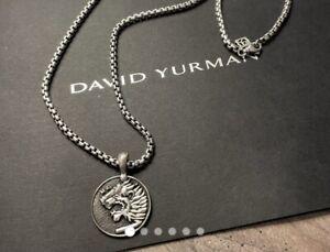 David Yurmam PETRVIS Lion Amulet