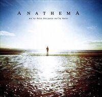 We're Here Because We're Here ANATHEMA 2 SET CD+ DVD