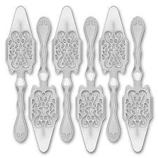 6x Absinth Löffel Antique - Absinthe Spoon - Cuillère à Absinthe - Besteck