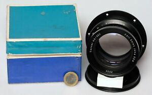 Carl Zeiss Jena Tessar 250mm F4.5 Large Format Lens ***NEW*** in box 0782