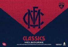AFL Classics - Melbourne (DVD, 2016, 6-Disc Set)