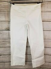 Girl's GoodClothes White Capri Dress Pants Size 16