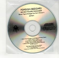 (GO266) Foreign Beggars, Seven Figure Swagger - DJ CD