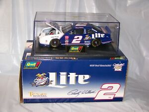 1997 RUSTY WALLACE 1/24 REVELL MILLER LITE TEXAS SPECIAL 1 OF 10,008