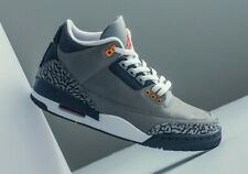 Nike Air Jordan 3 Retro Cool Grey, Size UK 11 / US 12 /EUR 46