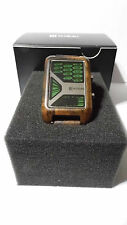 Kisai Console Wood Watch