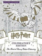 Harry Potter Colouring Book Celebratory Edition: The Best of Harry Potter colouring by Warner Brothers (Paperback, 2017)