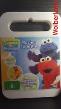 Sesame Beginnings - Moving Together [ DVD ] NEW & SEALED, Region 4, FREE Post