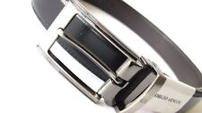 Authentic Giorgio Armani Reversible Leather Belt...new style...GA6280