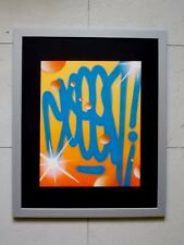 Seen : Peinture Originale sur Toile , Richard Mirando Street Art Graffiti