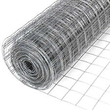 50x50mm 20m Roll Welded Wire Mesh Dog Fence Farm Fence Galvanized Steel Mesh