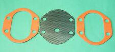 BSA B31 B33 B32 B34 M20 M21 C10 C11 SUMP FILTER + GASKET SET 65-2623 UK MADE