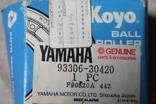 NOS Yamaha ATV Drive Transmission Bearing OEM 93306-30420-00  93306-30442-00