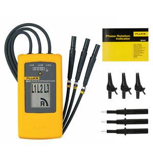 New Fluke 9040 Phase Rotation Indicator Tester Meters