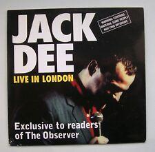 Jack Dee Live In London Comedy DVD.