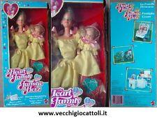 Mattel Famiglia Cuore Heart Family bambola mamma alla festa surprise party 1985