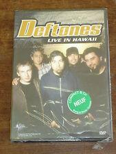 DEFTONES Live in Hawaii DVD NEUF